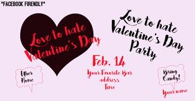 Valentine's Day, Dark Valentine, Hate Valentine