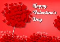 valentine's day Ikhadi leposi template