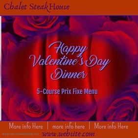 Valentine's Day Dinner Video