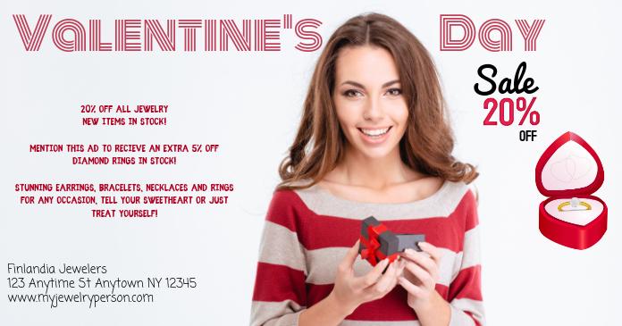 Valentine's Day Facebook Shared Photo