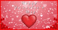 Valentine's Day Facebook Video Card Template
