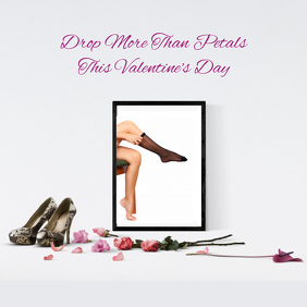 Valentine's Day Instagram Promotion