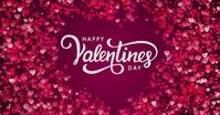 VALENTINE'S DAY INSTAGRAM STORY TEMPLATE Image partagée Facebook