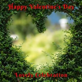 Valentine's Day Instagram Template