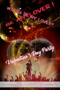 Valentine's Day Party/ Dia San Valentin/Night Club
