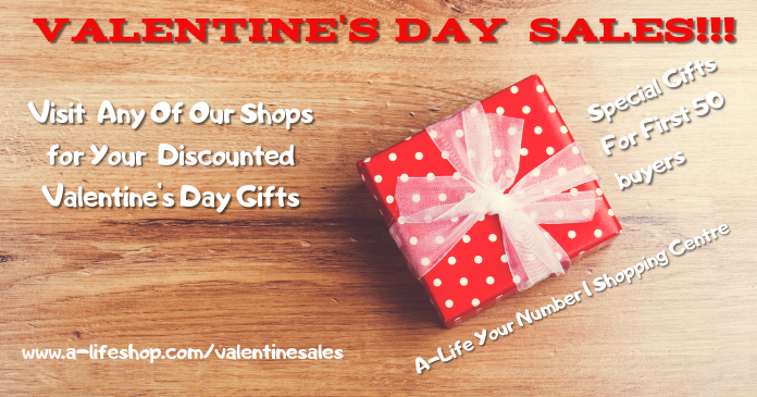 Valentine's Day Sales Template
