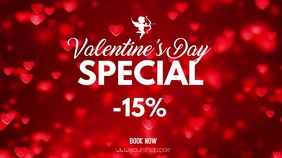 Valentine's day Special Video Hearts Shine Ad