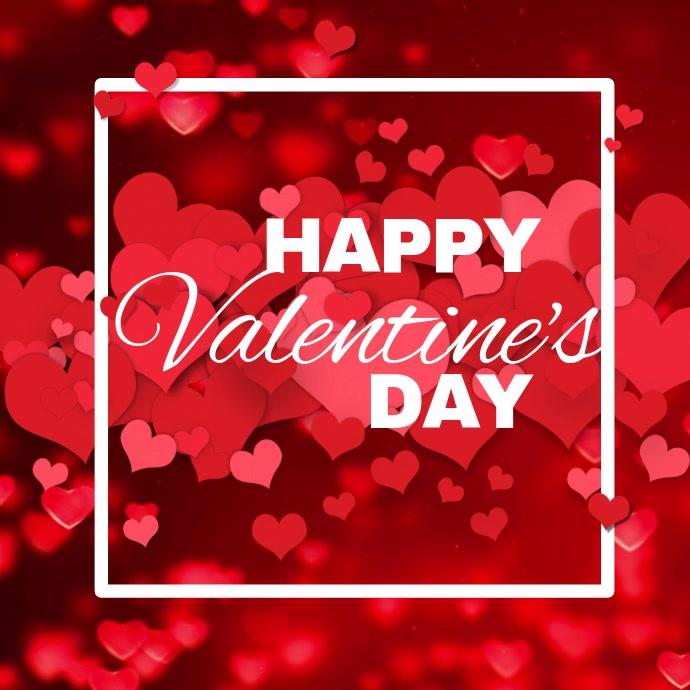 Valentinstag Vorlage Postermywall