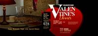 Valentine's Dinner Facebook Cover template