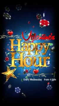 Valentine's Happy Hour