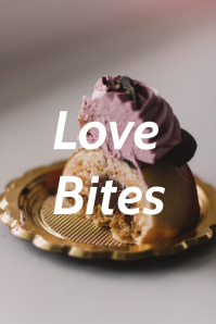Valentine's Love Bites template