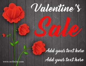 valentine's sale, event, romantic