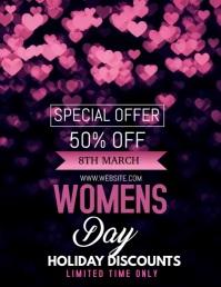 Valentine's sale flyers