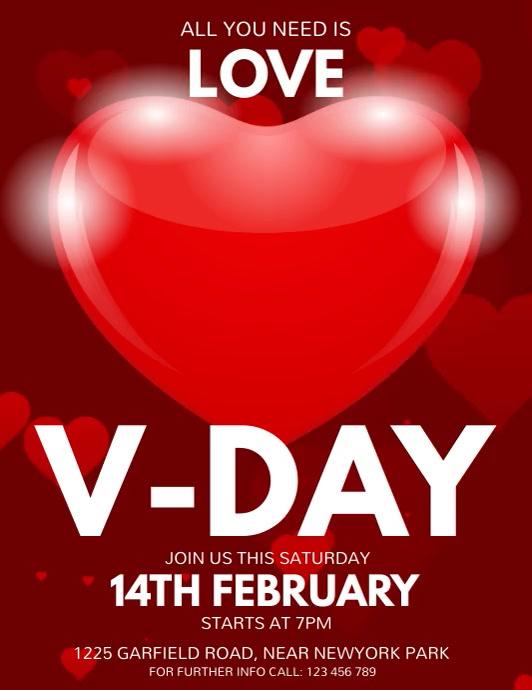 Valentine's video, valentine, valentine party