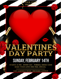 valentine, valentine's day, valentines party