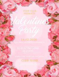 valentine, valentine's party, valentine video
