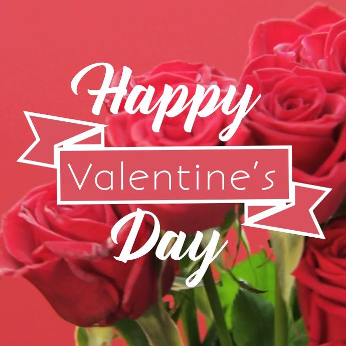 Valentine's Day Instagram Post