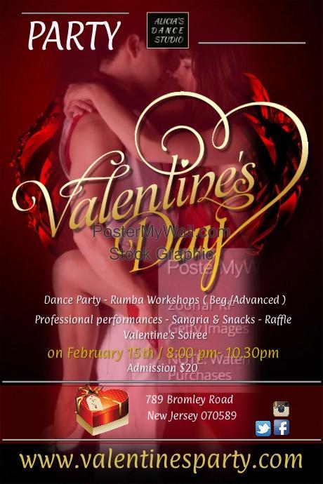 Valentine poster 7