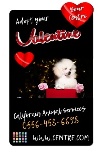 valentine adoption