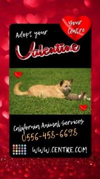 valentine adoption insta story2 template