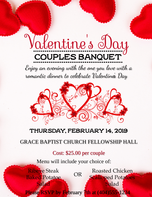 Valentine Banquet