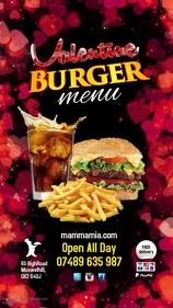 Valentine Burger
