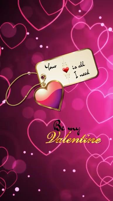 Desain Kartu Ucapan Valentine - Celoteh Bijak