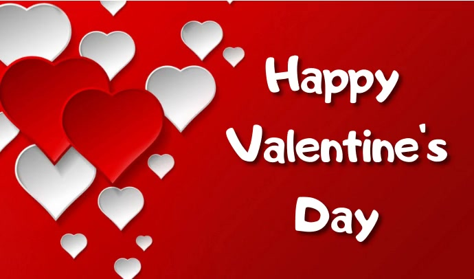 Valentine Day Tanda template