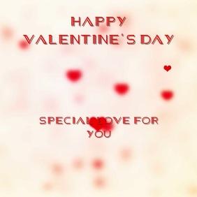 Valentine Day Video Template