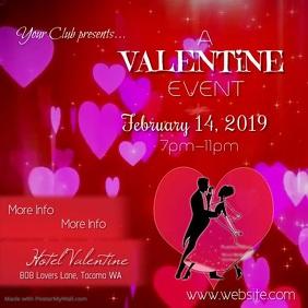 Valentine Event Video