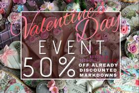 Valentine Key Heart Roses Retail Romance Love Gift Flowers