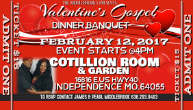 VALENTINE PARTY TICKET