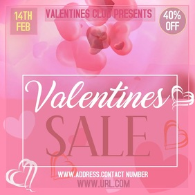 Valentine party video, valentine retail video,party event