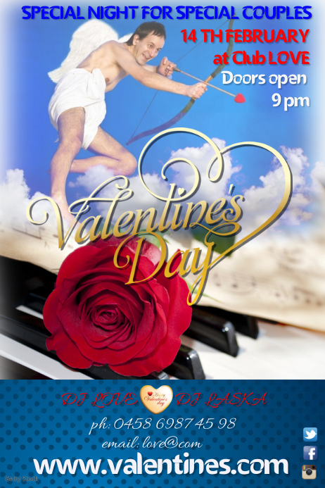 Valentine Poster10