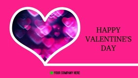 Valentine's Day Facebook Cover Video