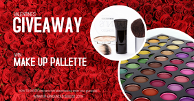 Valentine's Day Giveaway Template
