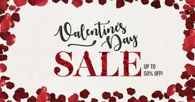 Valentine's day Sale Facebook