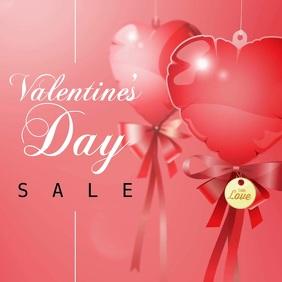 Valentine's Day Sale Instagram Video