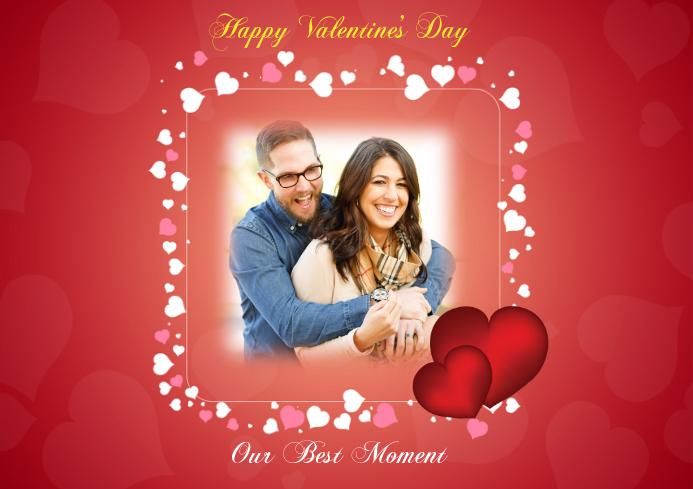 Valentine's Picture Frame