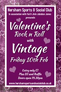 Valentine's Rock n Roll