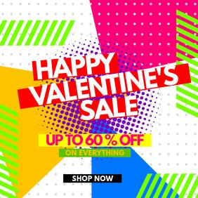 Valentine's Sale Day Instagram