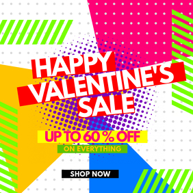 Valentine's Sale Day Instagram