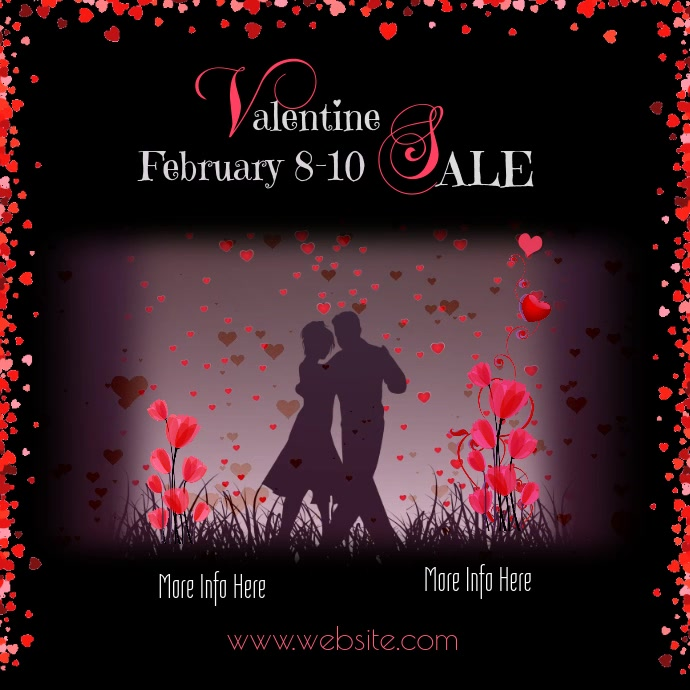 Valentine Sale Video