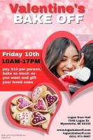 valentines bake off