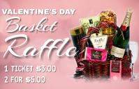 Valentines Basket Raffle