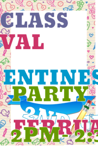 Valentines Class Party