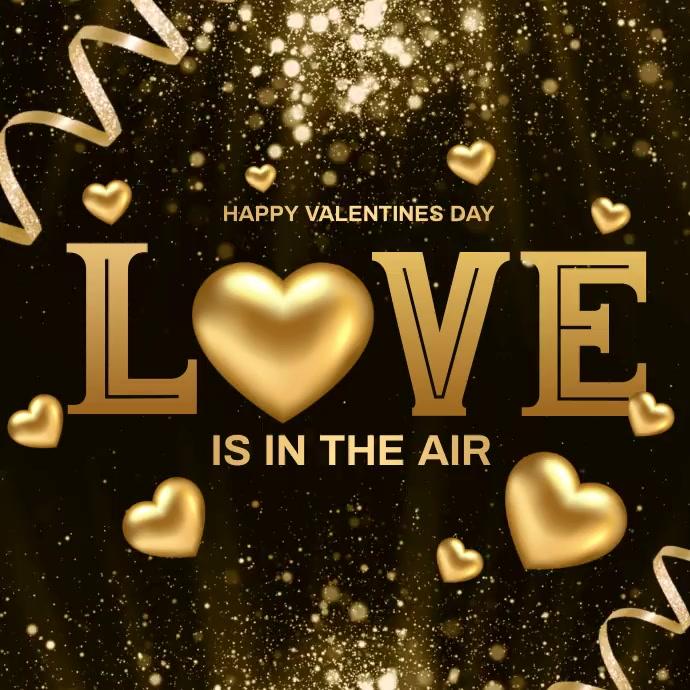 Valentines day,valentines Instagram-bericht template