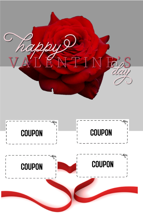 VALENTINES DAY COUPONS