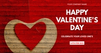 VALENTINES DAY Facebook Shared Image template