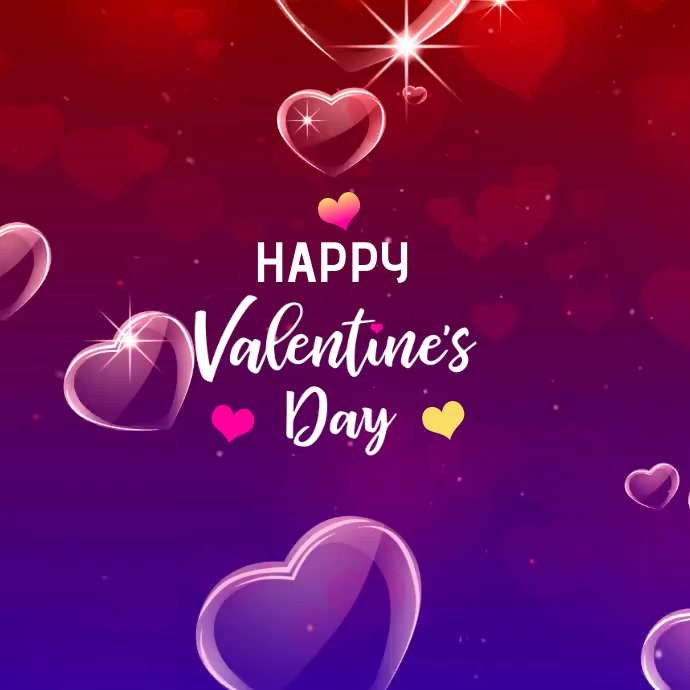 valentines day Pos Instagram template
